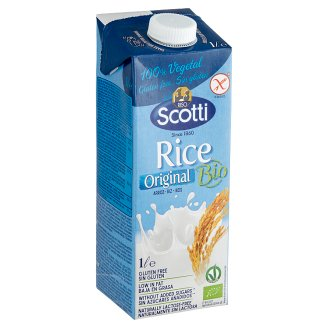 Riso Scotti BIO laktóz- és gluténmentes rizsital 1000 ml