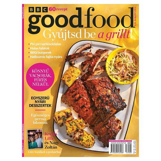 BBC Good Food Világkonyha havonta megjelenő gasztronómiával foglalkozó magazin