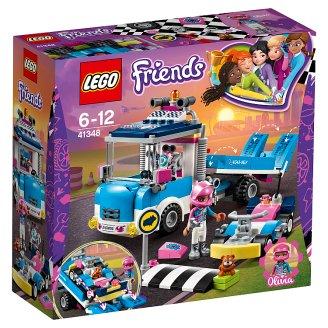 LEGO FRIENDS Service & Care Truck 41348