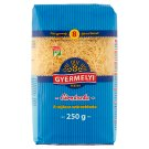 Gyermelyi Angel Hair Dry Pasta with 8 Eggs 250 g
