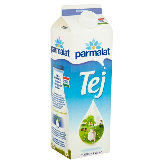 Parmalat Low-Fat Milk 1,5% 1 l