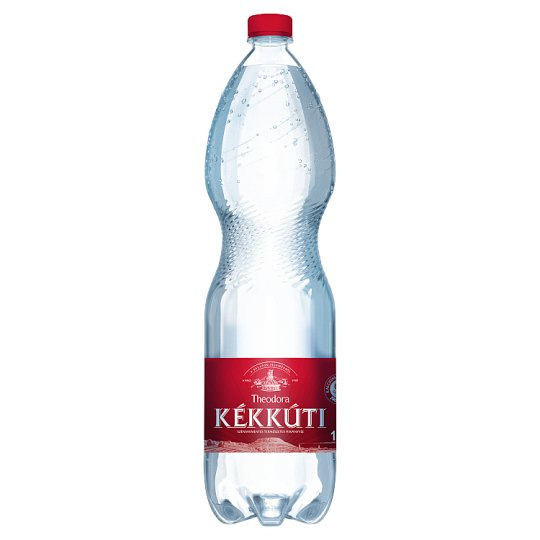 Theodora Kékkúti Non-Carbonated Natural Mineral Water 1,5 l