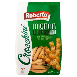Roberto Crocchini Breadstick with Palm Oil and Rosemary 150 g