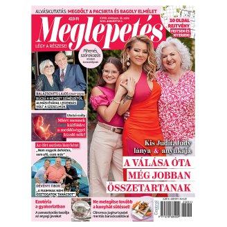 Meglepetés hetente megjelenő női magazin