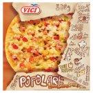 Vici Pizza Popolare gyorsfagyasztott sonkás-gombás pizza 300 g