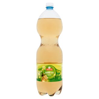 Jégkristály Grape Flavoured Carbonated Soft Drink with Sugar and Sweeteners 2 l