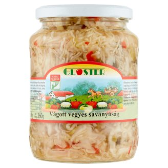 Gloster Chopped Mixed Pickles 680 g