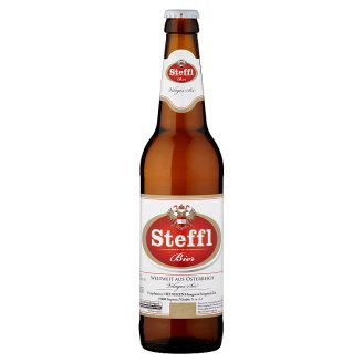 Steffl Lager Beer 4,2% 0,5 l Bottle
