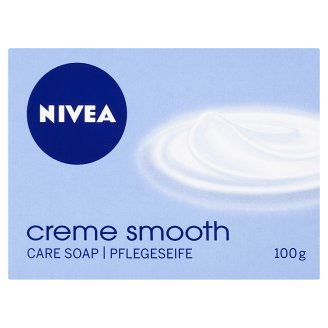 NIVEA Creme Smooth Care Soap 100 g