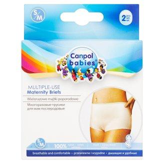 Canpol Babies S/M Multiple-Use Maternity Briefs 2 pcs
