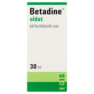 Betadine Skin and Mucous Disinfectant 30 ml