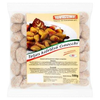 Tortellino Gnocchi teljes kiőrlésű burgonyás friss körettészta 500 g