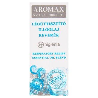 Aromax légúttisztító illóolaj keverék 10 ml