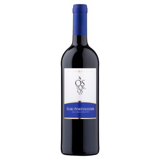 Ostorosbor Egri Portugieser Dry Red Wine 11% 750 ml