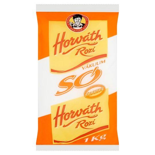 Horváth Rozi jódozott vákuum só 1 kg