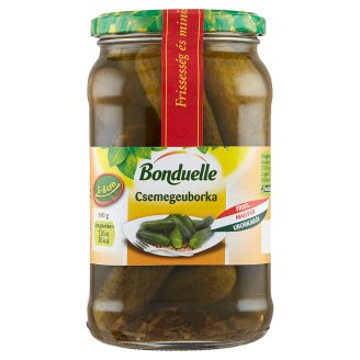 Bonduelle Pickled Gherkins 5-8 cm 680 g