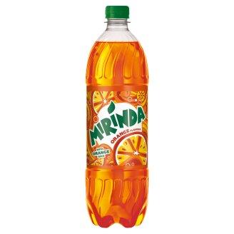 Mirinda Orange Carbonated Soft Drink wit Sweeteners 1 l