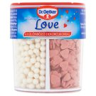 Dr. Oetker Dekormix Love Edible Sugar Decoration 84 g