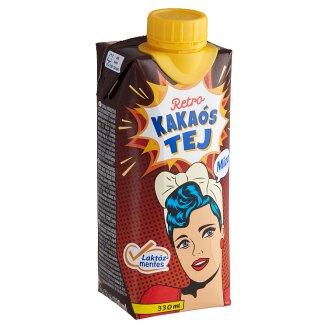 Mizo UHT laktózmentes zsírszegény kakaó 1,5% 330 ml