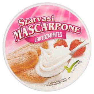 Szarvasi Lactose-Free Mascarpone 500 g