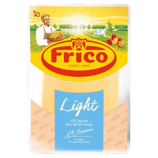 Frico Gouda Light szeletelt sajt 100 g