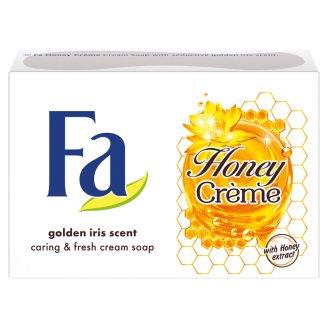 Fa Honey Crème Golden Irish Scent Cream Soap 90 g