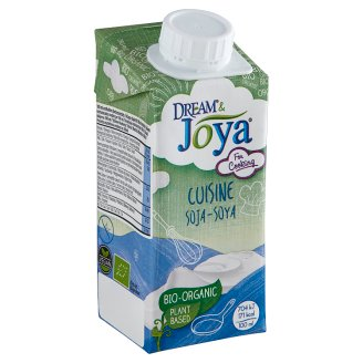 Joya Soya Organic UHT Soya Cream for Cooking 200 ml