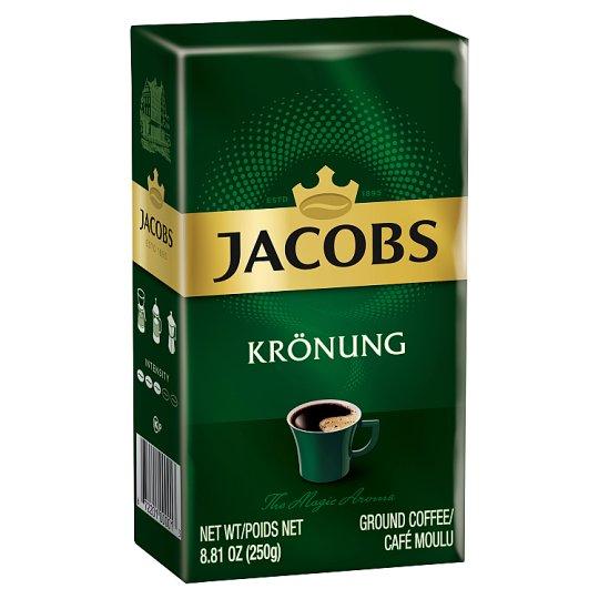 Jacobs Krönung Ground-Roasted Coffee 250 g
