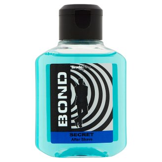Bond Secret After Shave 125 ml