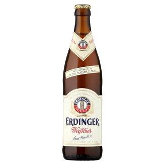 Erdinger Weissbrau szűretlen bajor világos búzasör 5,3% 0,5 l