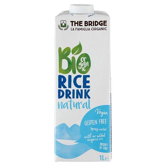 The Bridge Organic Rice Drink 1 l