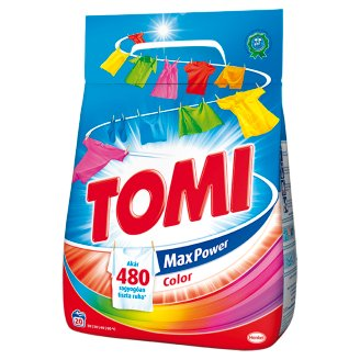Tomi Max Power Color Powder Detergent 20 Washes 1,4 kg