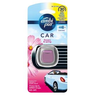 Ambi Pur Car Clip Air Freshener Flowers & Spring 1 Unit