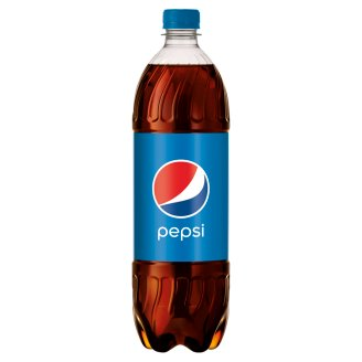 Pepsi Cola Flavoured Carbonated Soft Drink 1 l