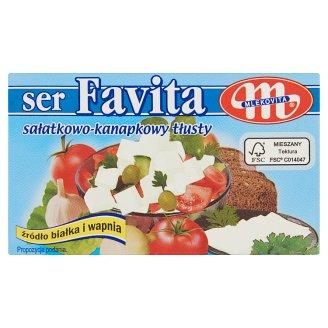 Mlekovita Favita zsíros lágy sajt 270 g