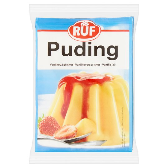 RUF Vanilla Flavoured Cooking Pudding Powder 5 x 37 g