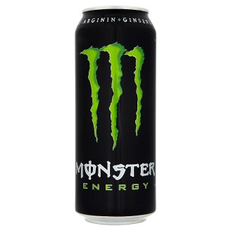 Monster Energy Carbonated Drink 500 ml