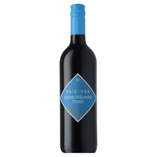 Taschner Soproni Kékfrankos Classic Dry Red Wine 12,5% 750 ml