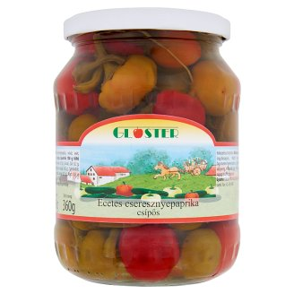 Gloster Spicy Pickled Cherry Pepper 680 g