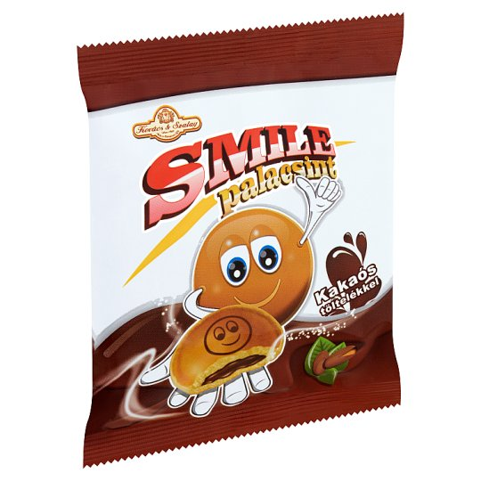 Smile Pancake with Cocoa Filling 50 g
