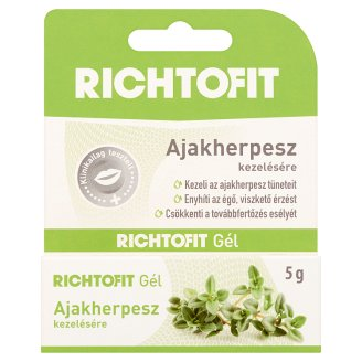 Richtofit Gel for Lip Herpes 5 g