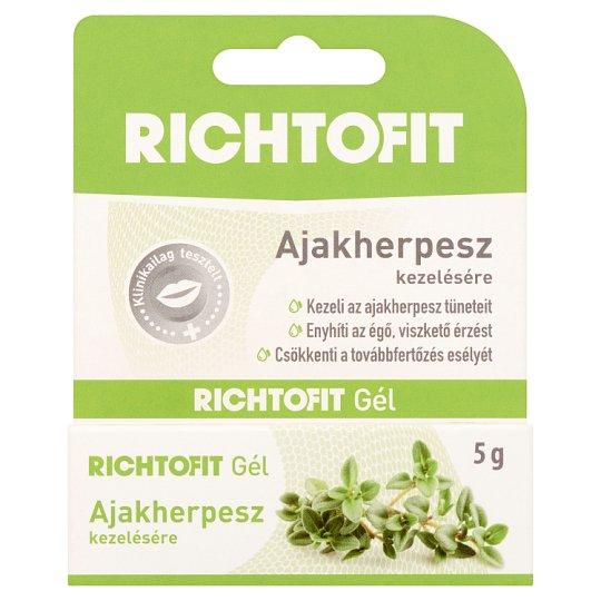 Richtofit Gel for Lip Herpes 5 g