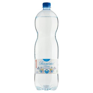Pannónia Kincse Carbonated Natural Mineral Water 1,5 l