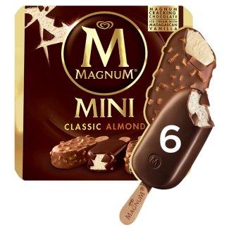 Magnum Mini Multipack Mandula jégkrém 6 x 55 ml
