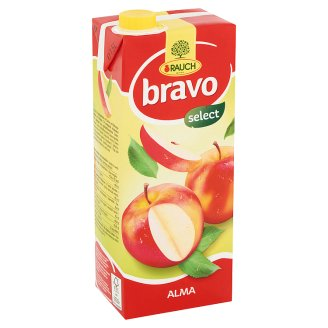 Rauch Bravo Apple Drink with Sugar and Sweeteners and Vitamin C 1,5 l