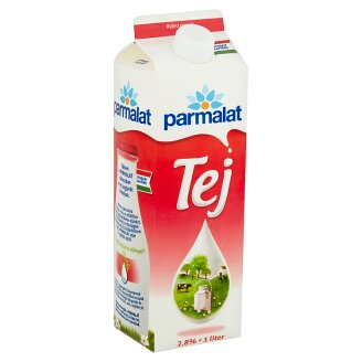 Parmalat Semi-Fat Milk 2,8 % 1 l