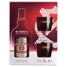 Chivas Regal Scotch Whisky + 2 Glasses 40% 0,7 l