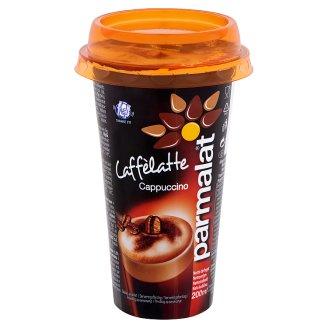 Parmalat Caffèlatte Cappuccino UHT zsírszegény kávé ízű ital 200 ml
