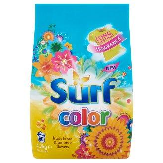 Surf Color Fruity Fiesta & Summer Flowers mosópor 60 mosás 4,2 kg