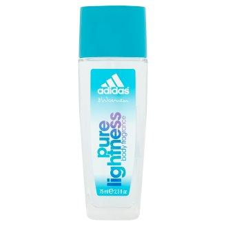 Adidas Pure Lightness hajtógáz nélküli pumpás parfüm dezodor nőknek 75 ml